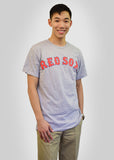 Boston Apparel Company, Red Sox T-Shirt, Heather