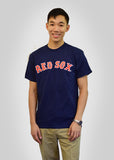Boston Apparel Company, Red Sox T-Shirt, Navy