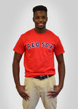 Boston Apparel Company, Red Sox T-Shirt, Red