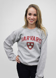 Harvard University Vintage Crew Sweatshirt