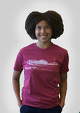 MIT Engineers Vintage T-Shirt - Maroon