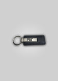 MIT Leather Keychain