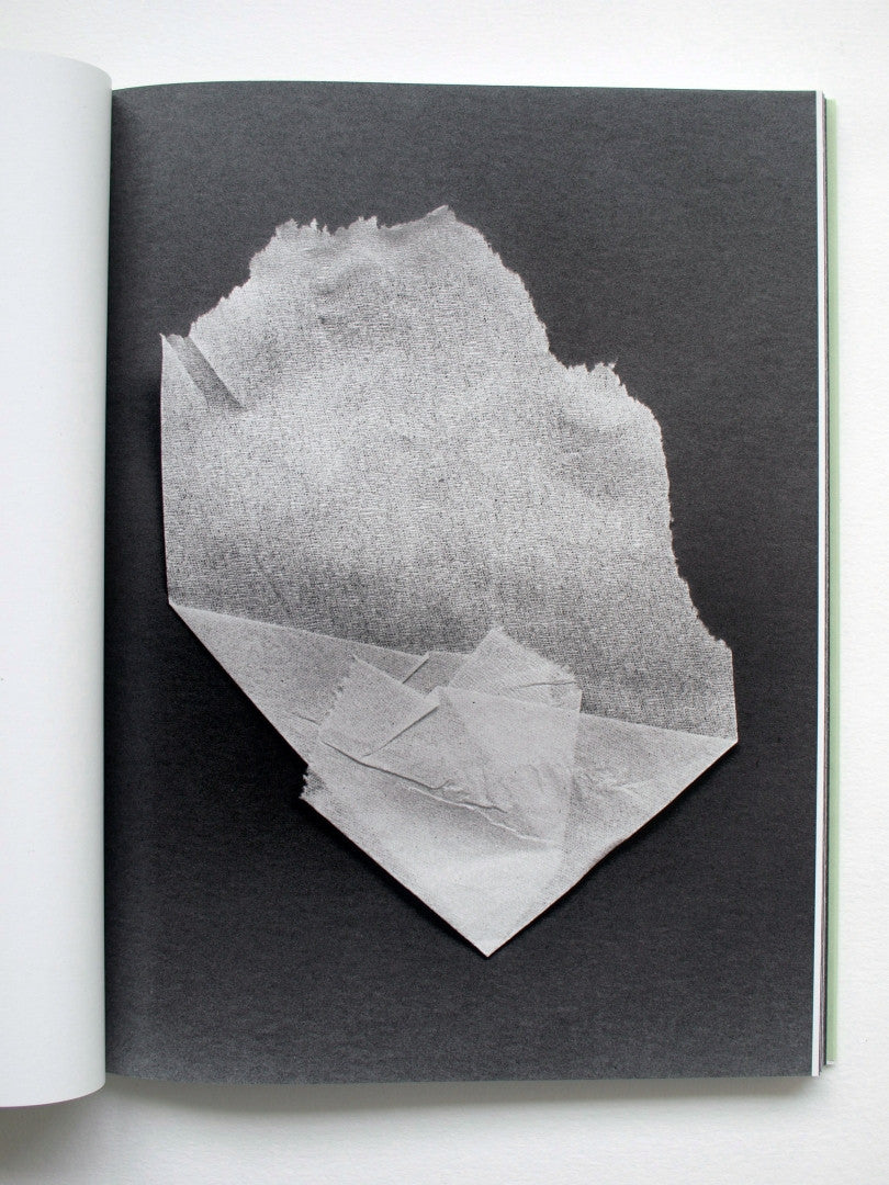 Stephen Gill, Anonymous Origami - print edition - Claire de Rouen Books