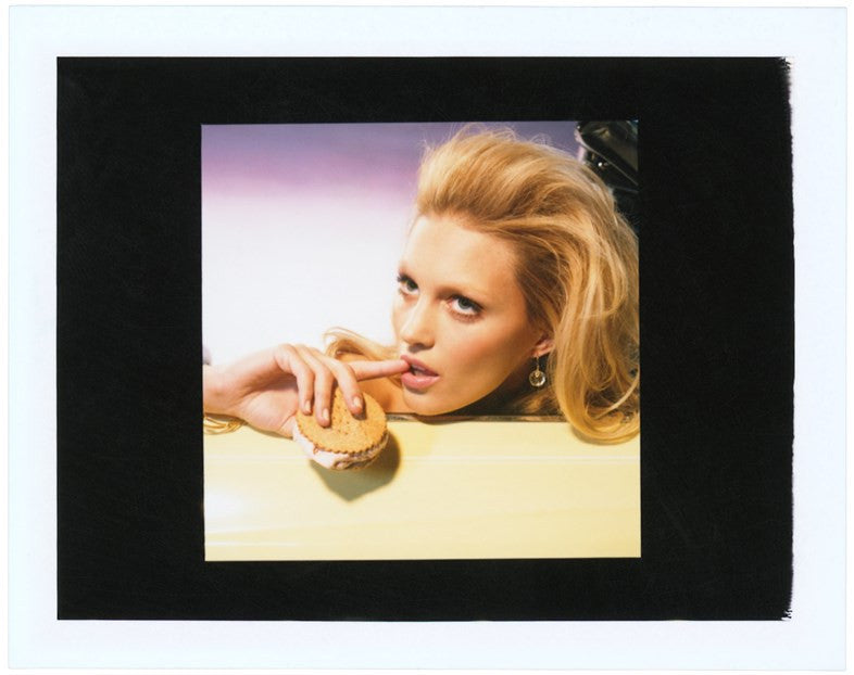 Miles Aldridge Please return Polaroid - Claire de Rouen Books