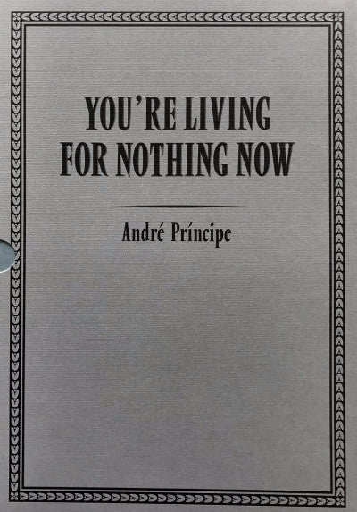 André Príncipe, You're Living For Nothing Now - Claire de Rouen Books