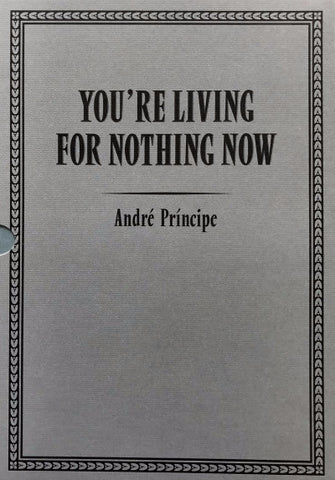 Andre Principe, You're Living For Nothing Now - Claire de Rouen Books