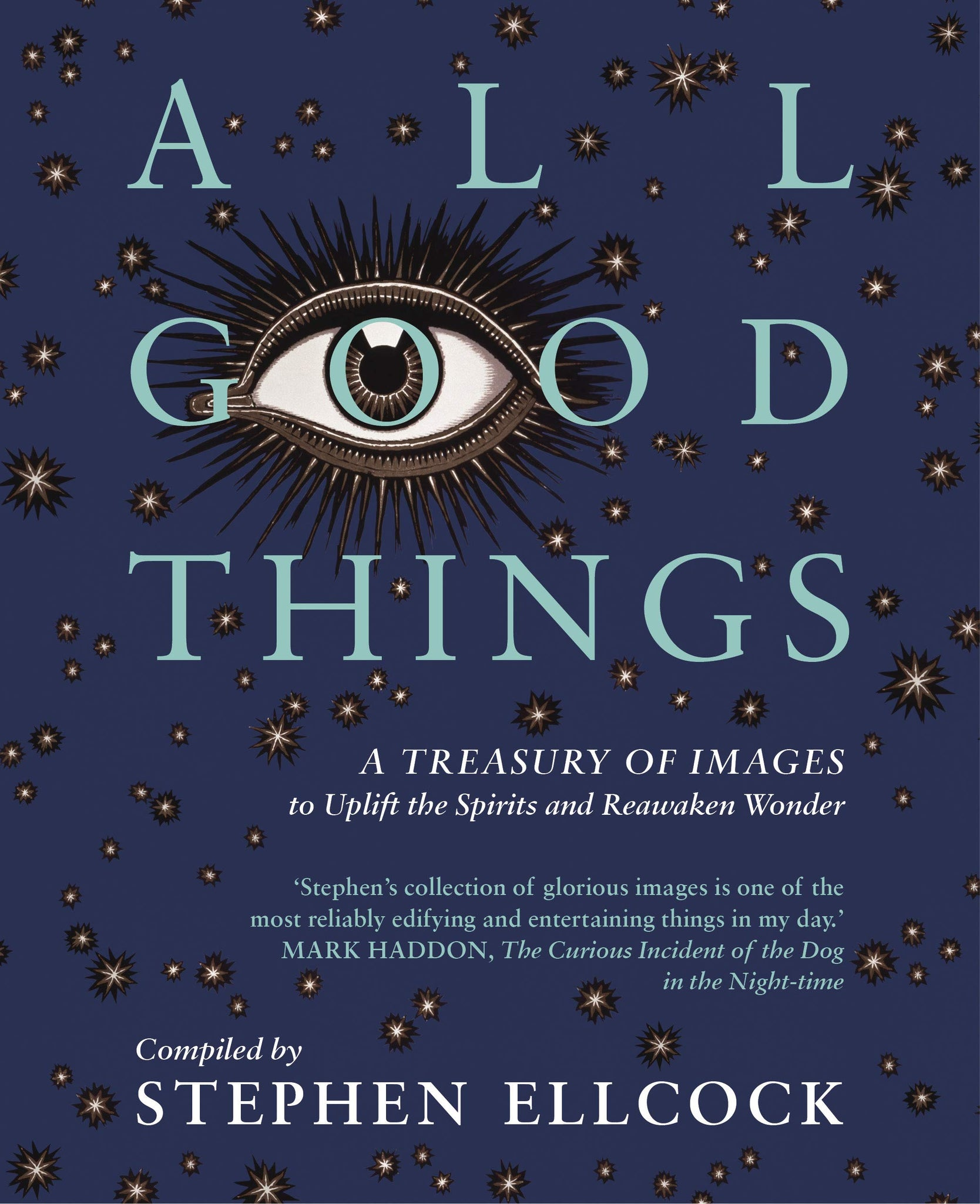 PRE-ORDER Stephen Ellcock, All Good Things - Claire de Rouen Books