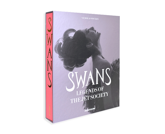 Nicholas Foulkes, SWANS Legends Of The Jet Society - Claire de Rouen Books