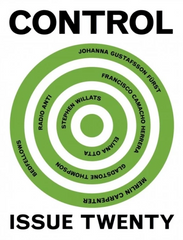 CONTROL Issue Twenty - Claire de Rouen Books