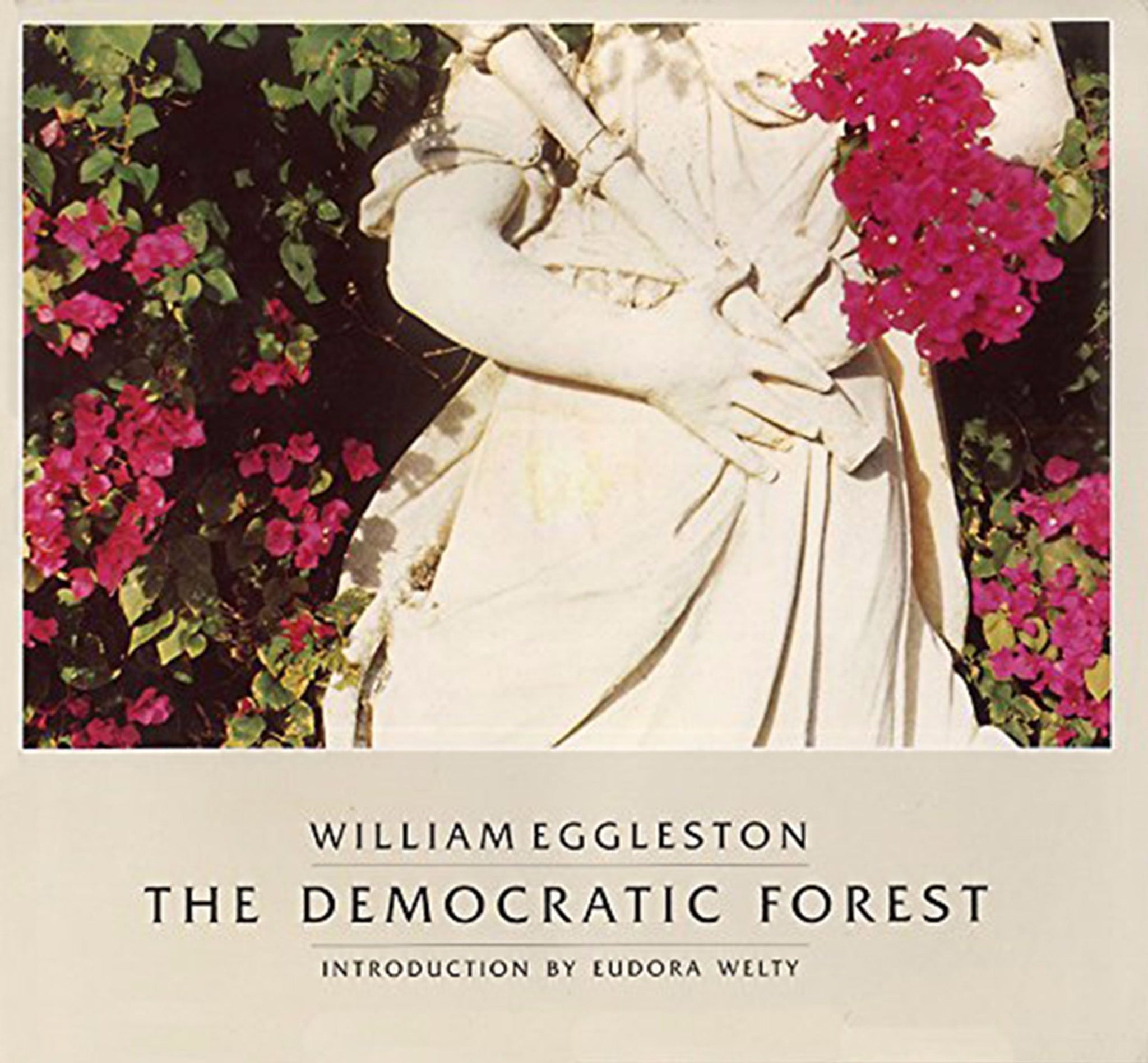 William Eggleston, The Democratic Forest 1989 1st ed. *signed