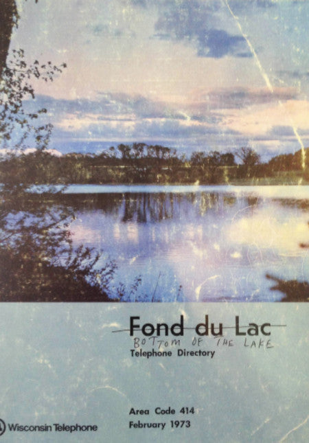 Christian Patterson, Fond du Lac (Bottom of the Lake) - Claire de Rouen Books