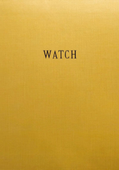 Caragh Thuring, Watch, *signed - Claire de Rouen Books