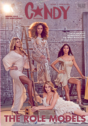 CANDY 8 The Role Models by Mariano Vivanco
