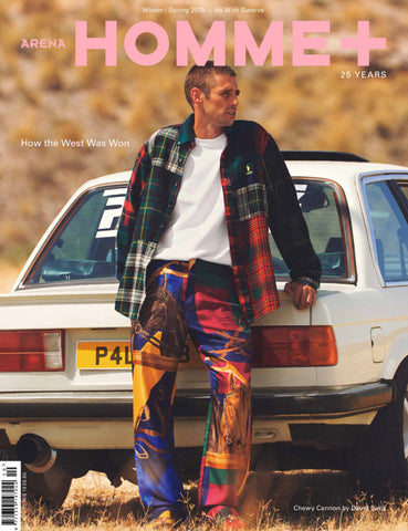 Arena Homme+ 50 Winter Spring 2019