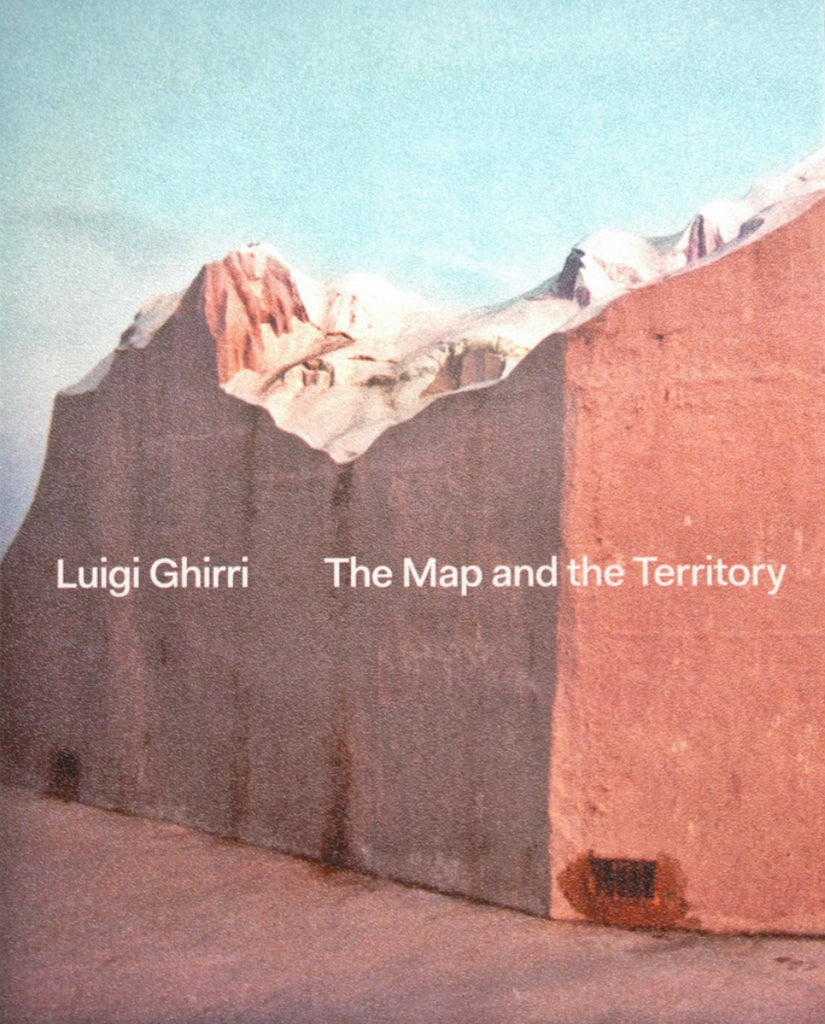 Luigi Ghirri, The Map and The Territory
