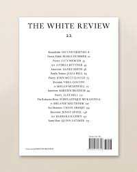 The White Review 22