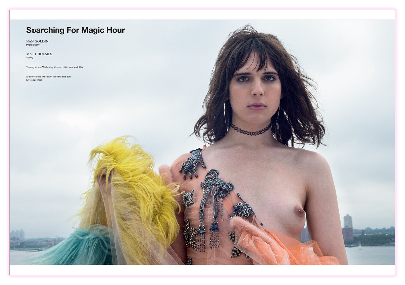 Candy 10 Guest Edited by Hari Nef
