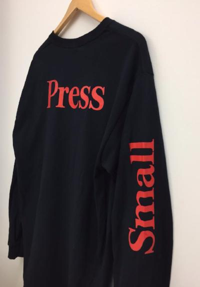 Small Press long-sleeve shirt - Claire de Rouen Books