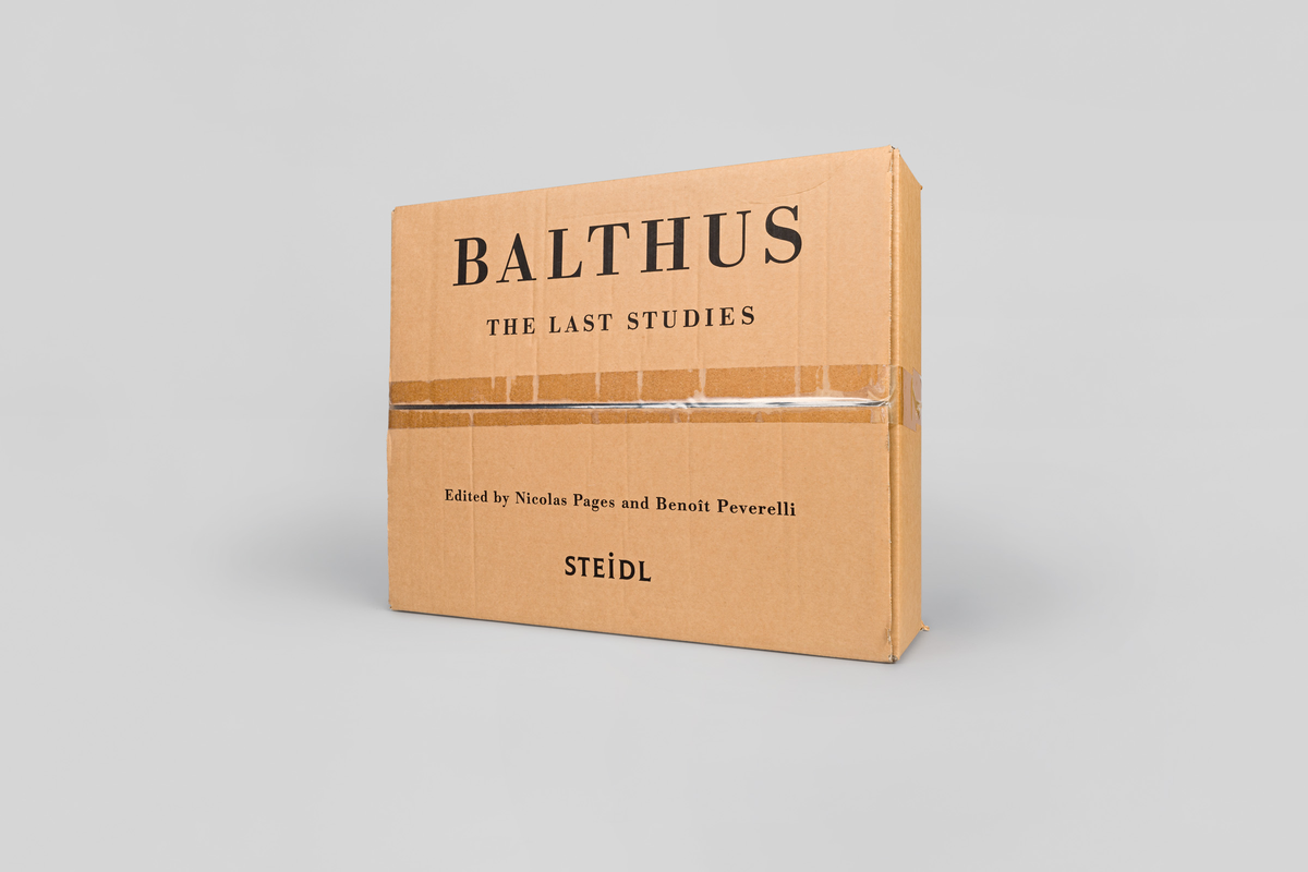 Balthus: The Last Studies - Claire de Rouen Books