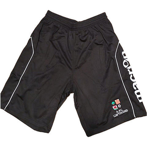 Llwydcoed Training Shorts - Macron (Adult)