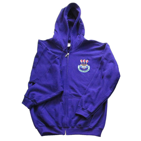 BDO Zipped Hoody