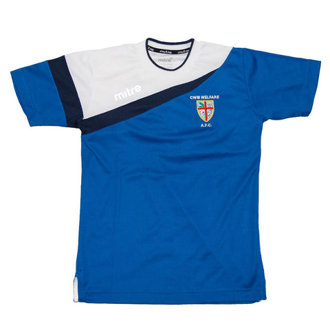 Cwm Welfare AFC T-Shirt (Child)