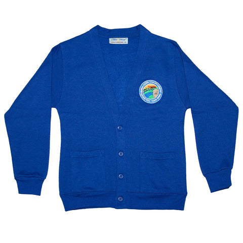Primary School Cardigan with Name