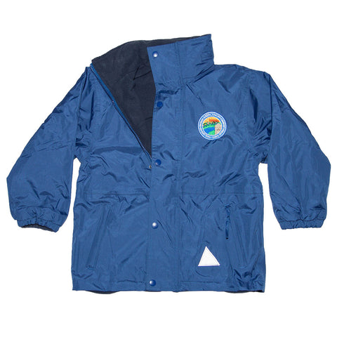 Primary School Jacket with Name