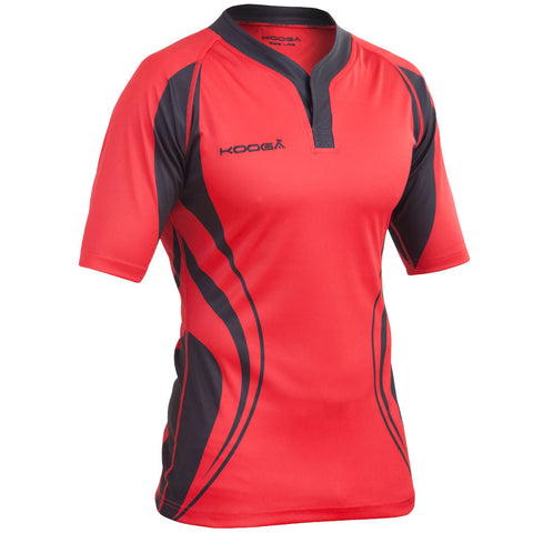 Kooga Curve Tight Fit Match Shirt (Junior)