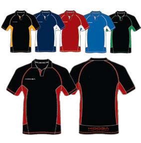 Kooga Elite Tech Polo Shirt (Junior)