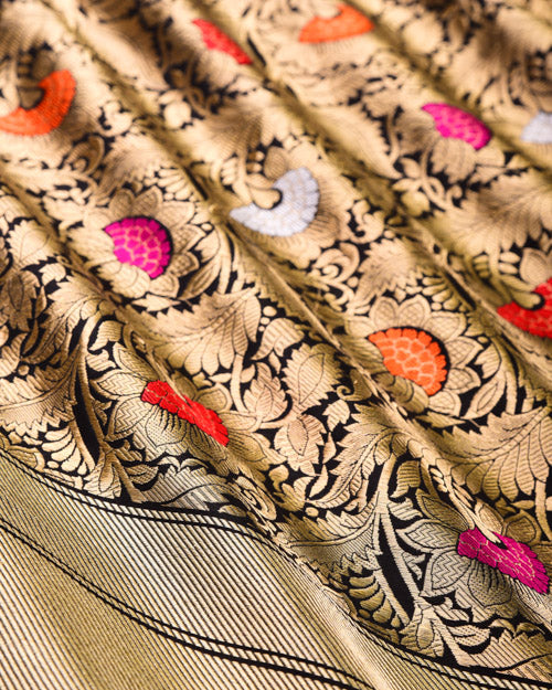 What exactly is a BROCADE WEAVE?