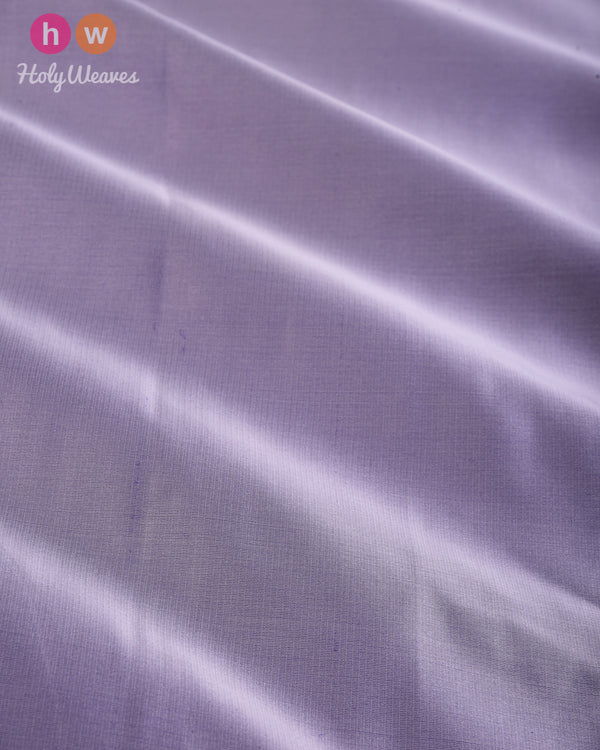 Amethyst Plain Satin Viscose Silk Fabric - HolyWeaves