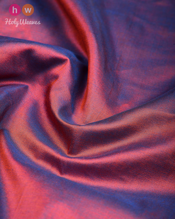 Redwood Handwoven Silk Pocket Square - HolyWeaves