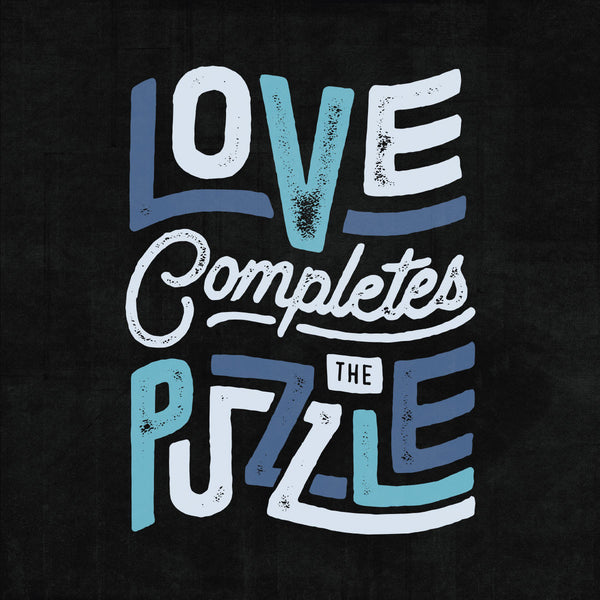 Love Completes The Puzzle