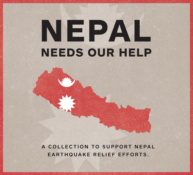 Nepal Needs Our Help