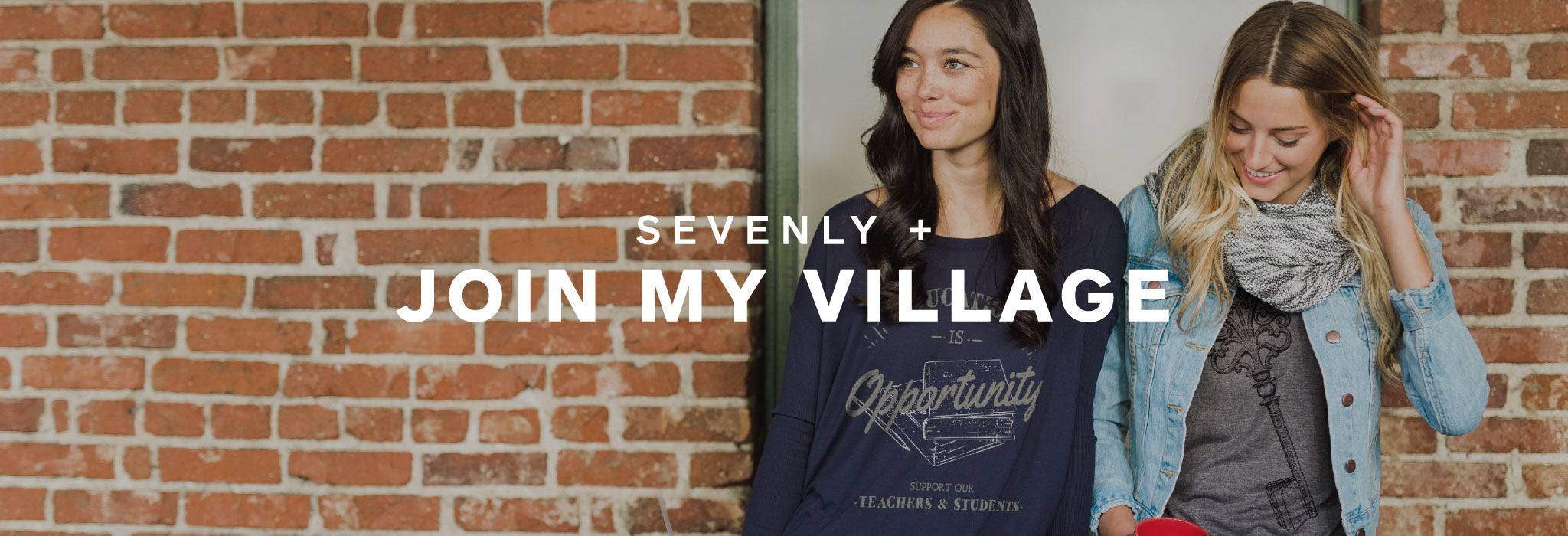 Sevenly Winter Give Bags