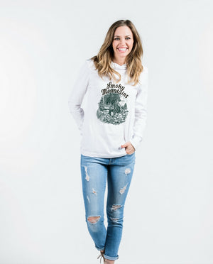 Smoky Mountains Unisex Long Sleeve Hoodie