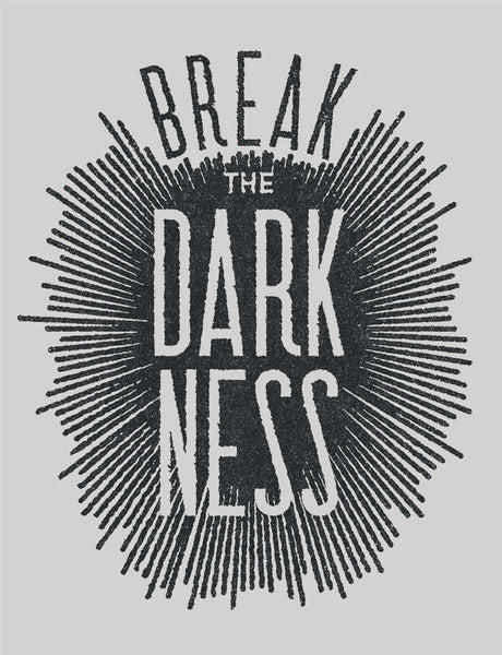Break The Darkness Racerback Tank
