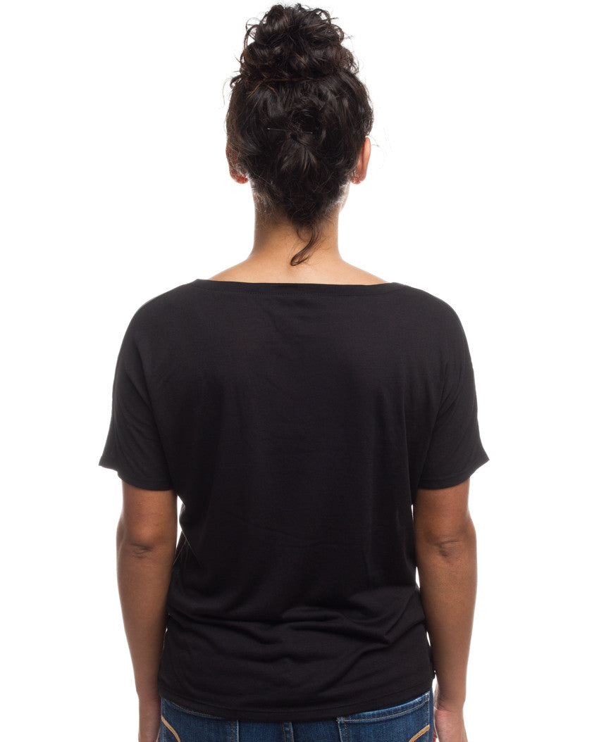Restore Vision Flowy Simple V Neck