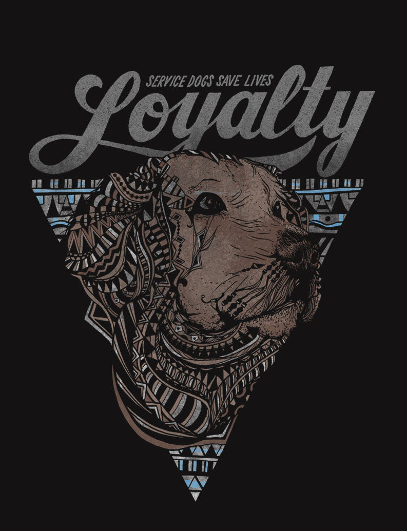 Loyalty Flowy Raglan