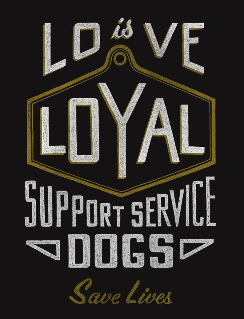Love Is Loyal Tee