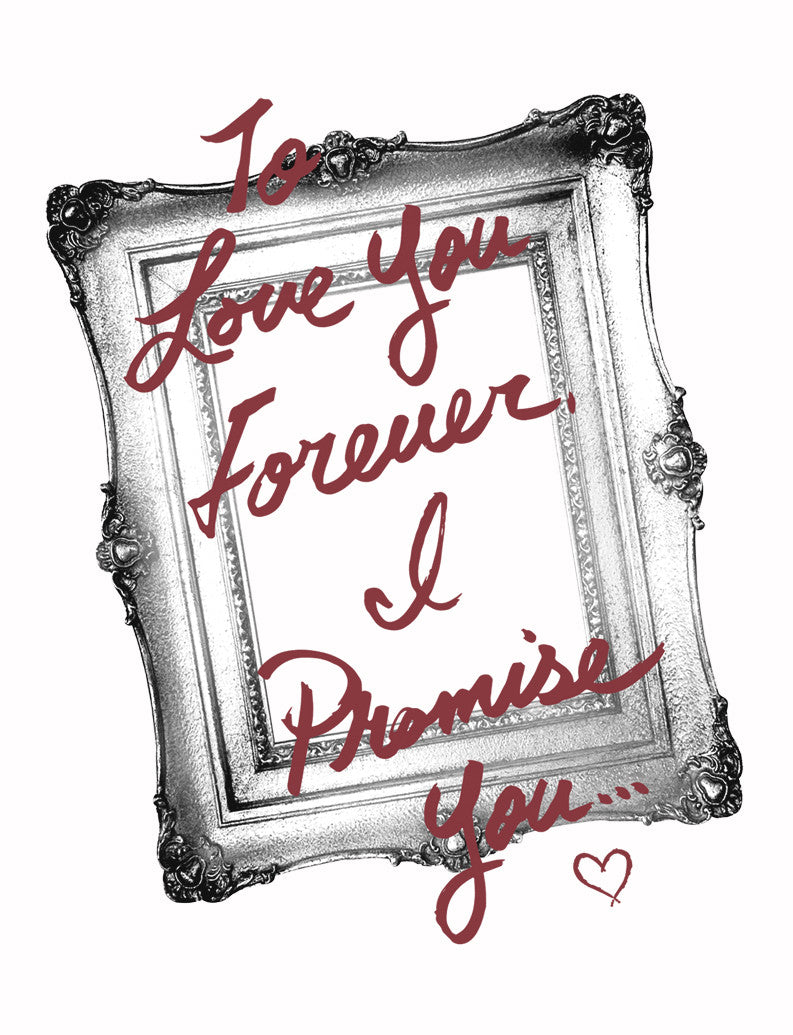 To Love You Forever Tee