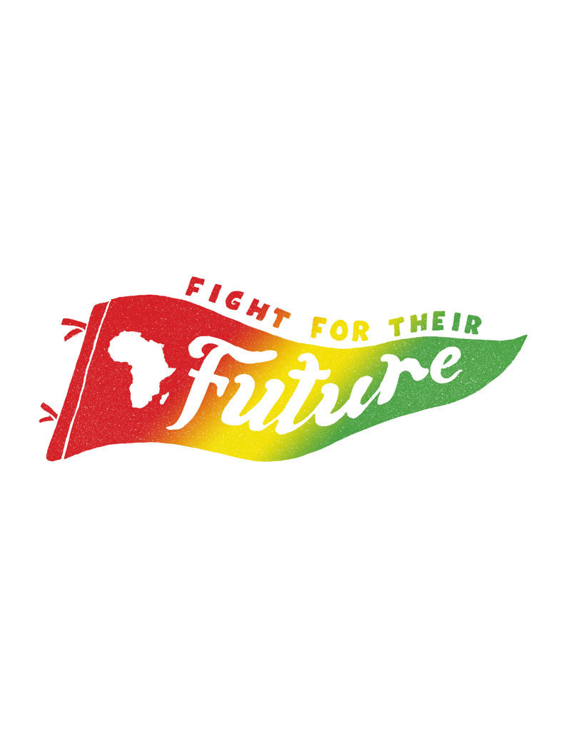 Fight For Their Future Triblend Short Sleeve