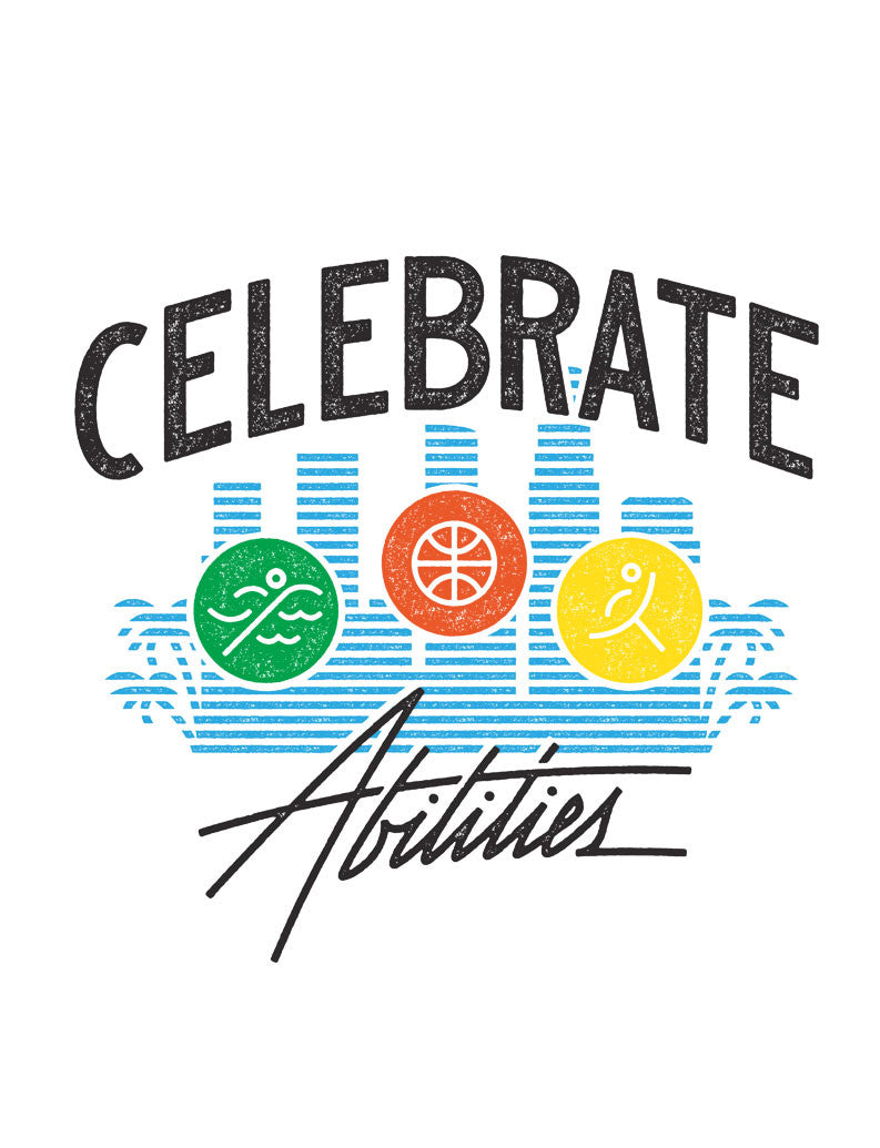 Celebrate Abilities Womens Hoodie