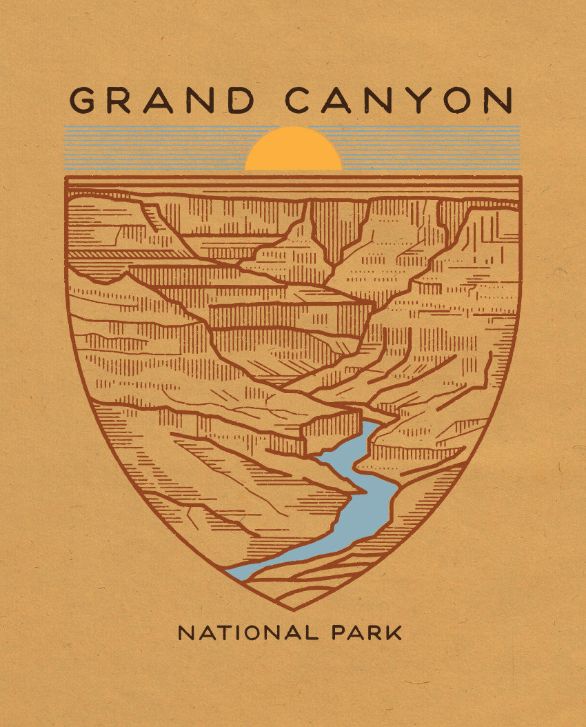 The Grand Canyon Tee