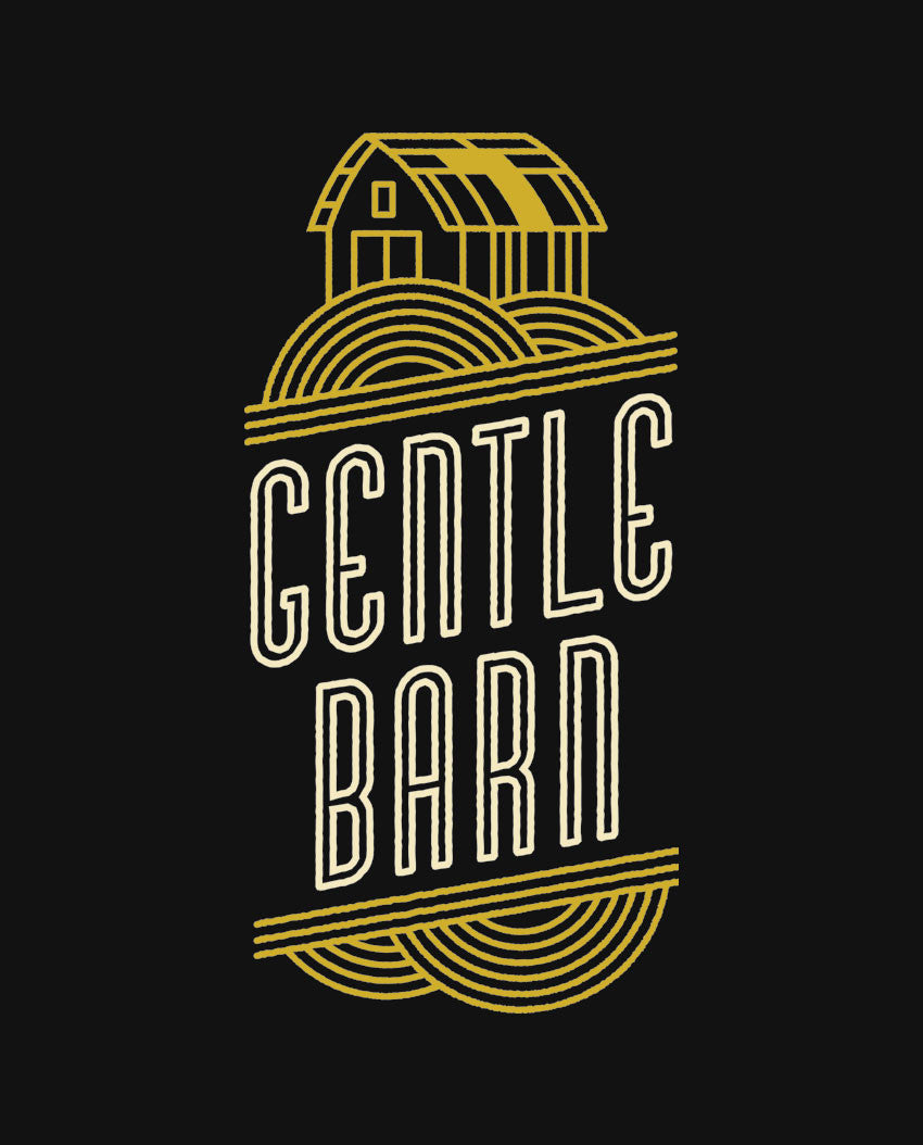 Gentle Barn Fitted Tee