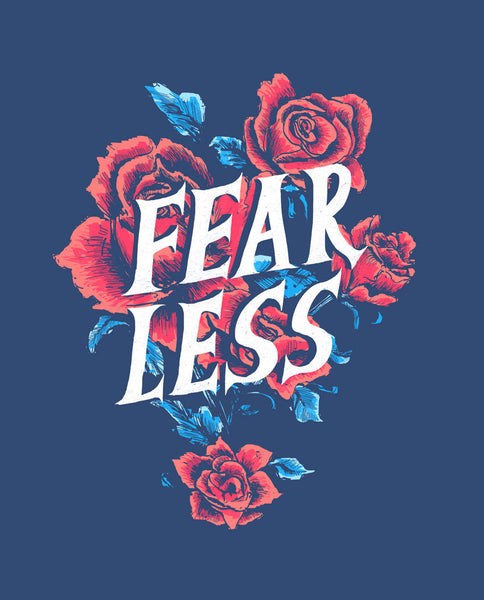 Fearless Flowy V Neck