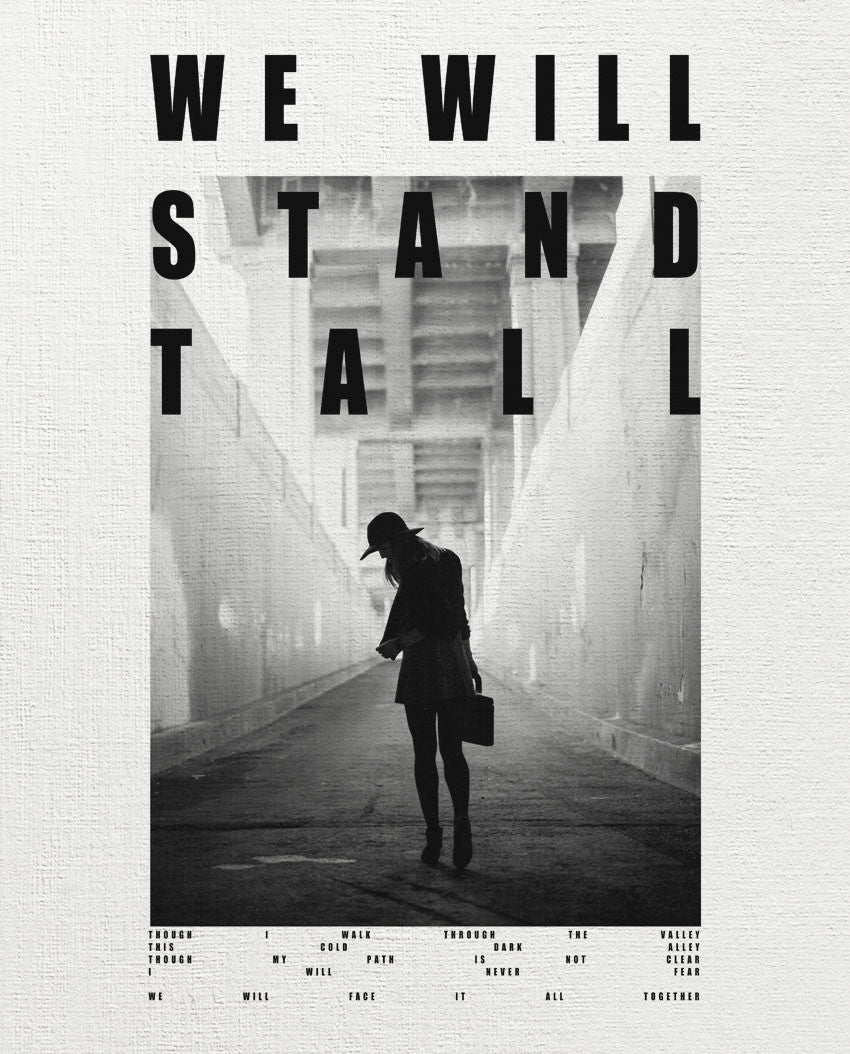 We Will Stand Hoodie