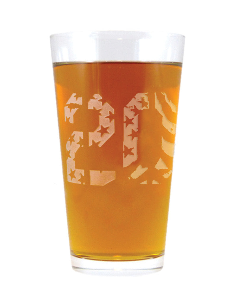 Hand-Etched, Limited Edition 20 Glassware
