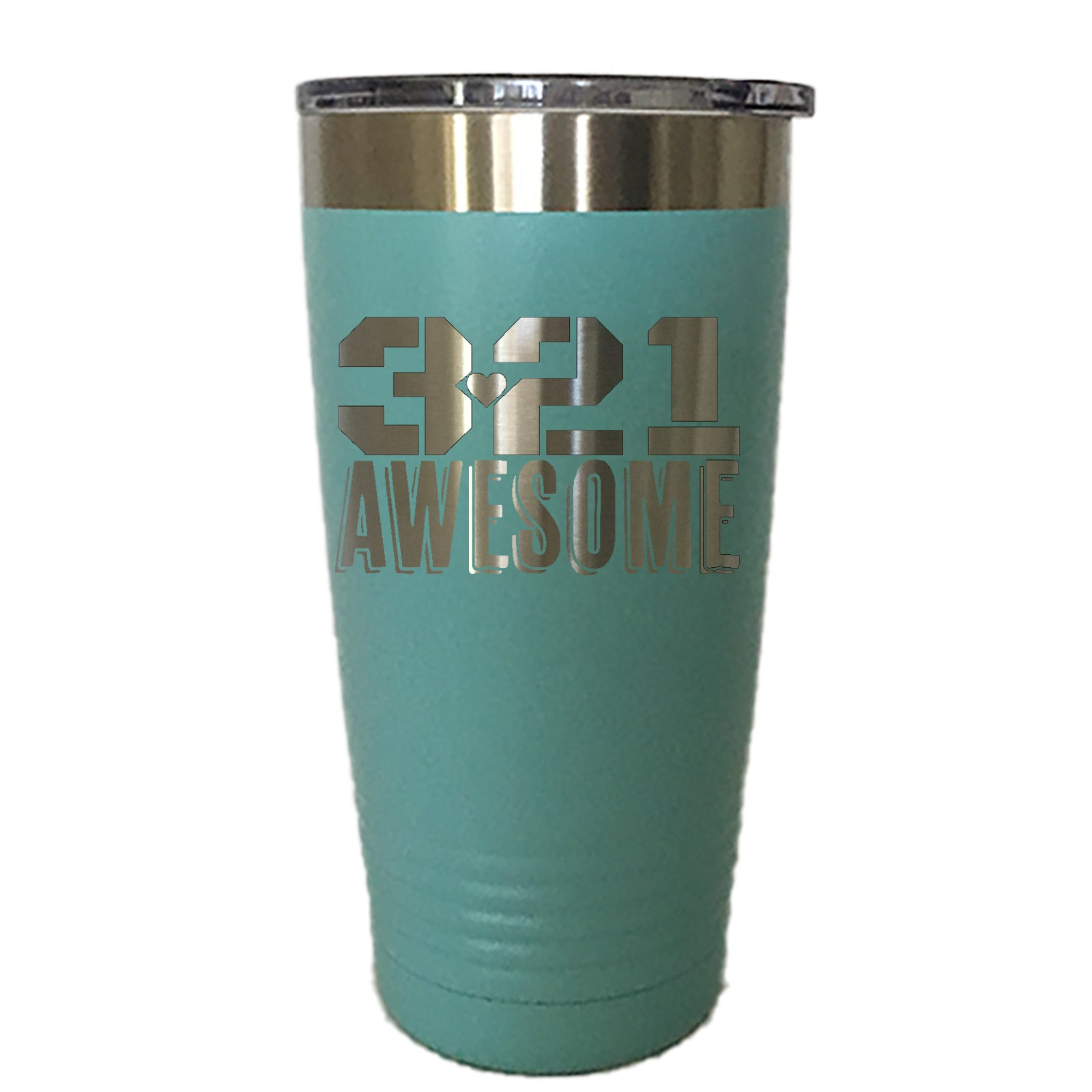 3.21 AWESOME - Tumbler Drinkware